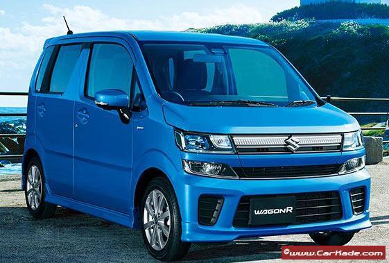 Japanese brand new SUZUKI WAGON-R (MH55S-FZ) price details  Order